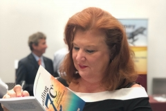 May 2018 Association of New Jersey Chiropractors Lori Book Signing-2