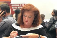 May 2018 Association of New Jersey Chiropractors Lori Book Signing-3