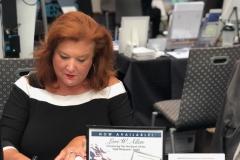 May 2018 Association of New Jersey Chiropractors Lori Book Signing-5